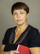 Агапитова Антонина Германовна