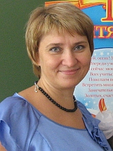 Ковалёва Лариса Евгеньевна